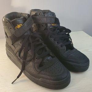 Adidas Originals Forum Hi OG Ostrich Black Men's